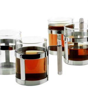 Komplet szklanek 0,25 L (6 szt) Regent Perle RP. 198138